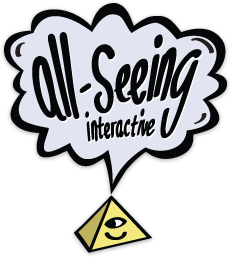 All-Seeing Interactive Logo